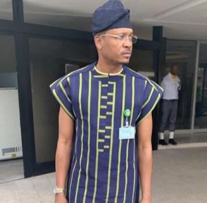 Quilox Night Club Owner, Shina Peller Resume As House of Representative Members In Abuja (Photos)